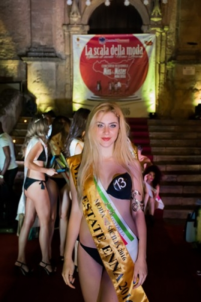 VANESSA ARDONE MISS ESTATE 2016